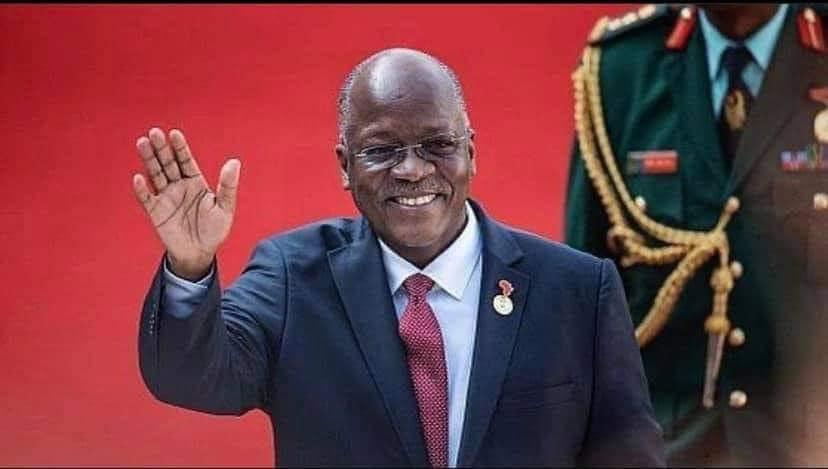 Tanzania President Dr John Magafuli has died