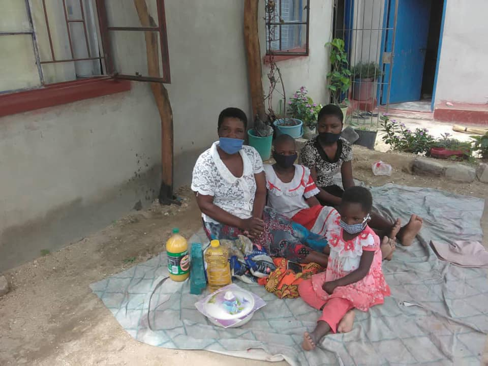 """Remembering International Widows' Day – Diaspora donates and says """"You are never alone"""""""